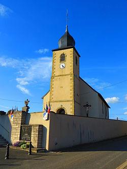 Lhor l'église Saint-Pierre-aux-Liens.JPG