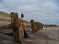 Lighthouse at Spurn Beach.jpg