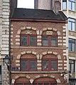 Lille Parvis Saint-Maurice la maison du renard.JPG