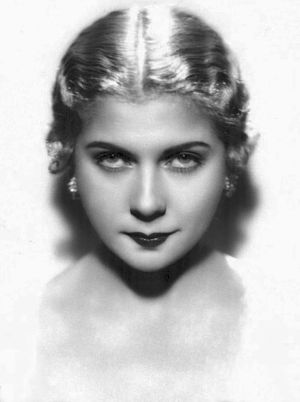 Lilyan Tashman - Publicity photograph from Stars of the Photoplay