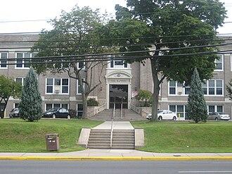 Linden High School (New Jersey) - Image: Linden High School (New Jersey)