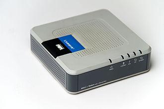 Linksys - Linksys ADSL modem AM300