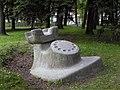 Linz-StMagdalena - Universitätspark - Telefon - von Gottfried Höllwarth.jpg