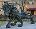 Lion sculpture Cascade Yerevan.jpg