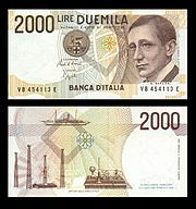 Lire 2000 Guglielmo Marconi Jpg