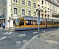 Lisbon tram 505 entering Praça da Figueira.jpg