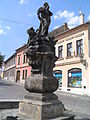 Litoměřice - socha Panny Marie.JPG