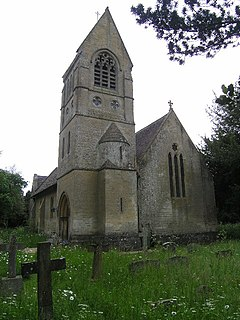 Little Tew village and civil parish in West Oxfordshire, England
