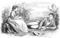 Little Women II - Frontispiece - AMY AND LAURIE.png