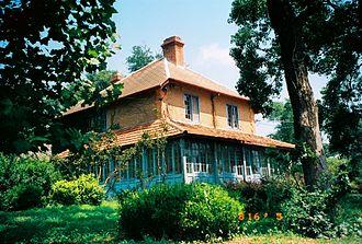 Liugong Island - Former British residence