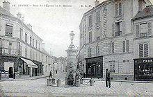 Livry Gargan Plan De La Ville