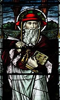 Saint Peris 6c Welsh saint