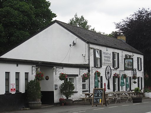 Llangynidr, the Coach and Horses Tavern - geograph.org.uk - 1921232