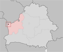 Location of Grodno in Belarus.png