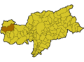 Location of Mals (Italy).png