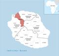 Locator map of La Possession 2018.png