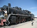 Locomotive which was used by chairman Mao - panoramio.jpg