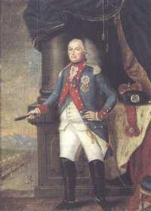 Louis, Prince of Nassau-Saarbrücken - Louis, Prince of Nassau-Saarbrücken