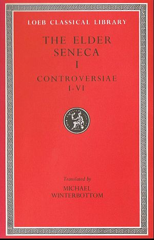 Monographic series - A volume in the Loeb Classical Library. Each installment in this monographic series is devoted to a Greek or Latin author, and is accompanied by extensive commentary and notes from the editors.