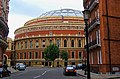 London - Kensington Gore - View WNW on Royal Albert Hall 1871 by Captain Francis Fowke and Major-General Henry Y.D. Scott.jpg