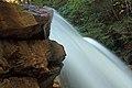 Long exposure of Douglas Falls, West Virginia (5516106393).jpg