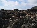 Looking across the rocks - geograph.org.uk - 563713.jpg