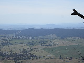 Gibraltar Peak (Canberra)