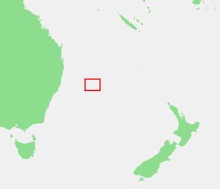 Lord Howe Island Marine Park Protected area in Australia