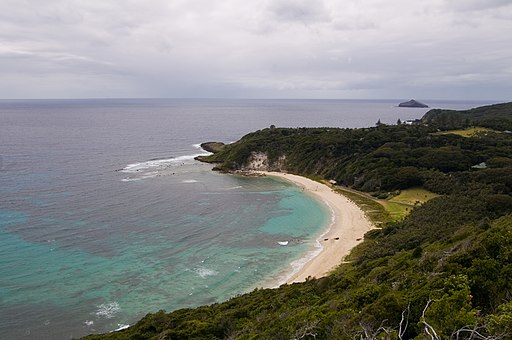 Lord Howe Island Malabar Hill