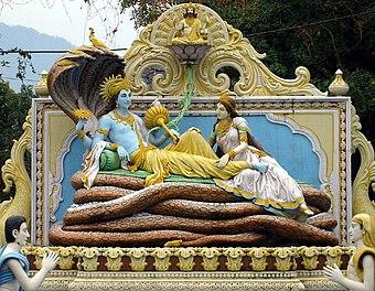 Lakshmi | Religion-wiki | FANDOM powered by Wikia