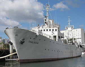 IFREMER - Image: Lorient navire oceanographi