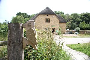 Dorset Wildlife Trust - Lorton Meadows Conservation Centre, Weymouth