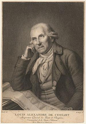 Louis-Alexandre de Cessart - Louis-Alexandre de Cessart