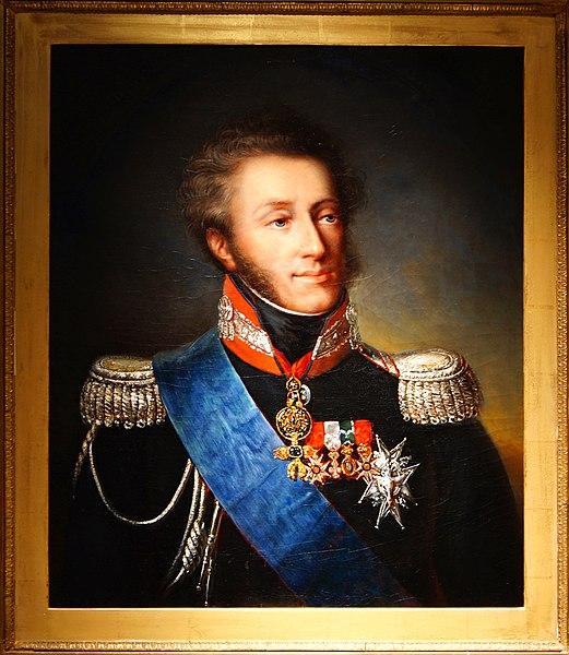 Portrait of Louis-Antoine