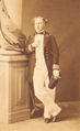 Louis I, King of Portugal, when Duke of Oporto (1860).png