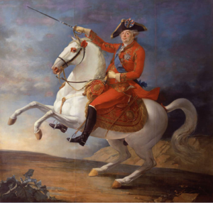 Jean François Carteaux - Louis XVI as a citizen-king, painting by Carteaux