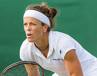 Lourdes Domínguez Lino Spanish tennis player