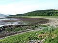 Low tide at Lunderston Bay - geograph.org.uk - 839313.jpg