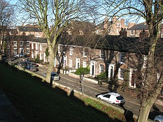 Bishophill - Image: Lower Priory Street geograph.org.uk 673448
