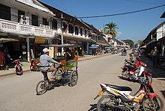 Luang Prabang Rue