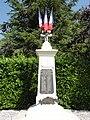 Lucé-sous-Ballon (Sarthe) monument aux morts.jpg