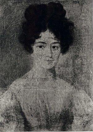 Ambroży Mieroszewski - Image: Ludwika Chopin