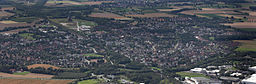 Luftbild der Gemeinde Bönen