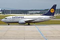 Lufthansa, D-ABIX, Boeing 737-530 (16269600590).jpg