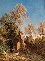 Luise Begas-Parmentier - Blühende Mandelbäume, Taormina.jpg