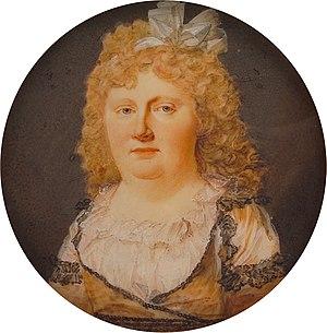 Princess Louise of Saxe-Gotha-Altenburg (1756–1808) - Image: Luisesagoaltroda
