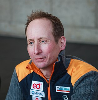 Lukáš Bauer Czech cross-country skier