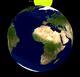 Maansverduistering van maan-2013Oct18.png