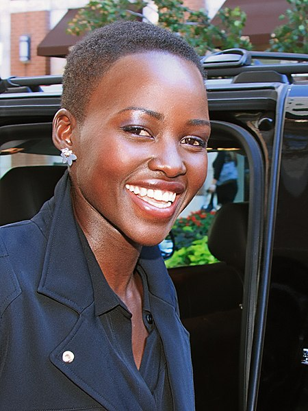 450px Lupita Nyong%27o%2C by Gordon Correll Why I think Lupita rocks