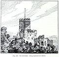 Luthmer V - 106 - Oberlahnstein Burg Lahneck von Süden.jpg